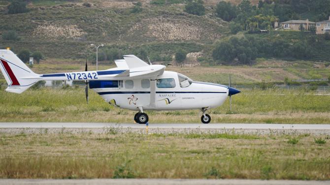 Ampaire meldet ersten Auftrag für Hybrid-Flugzeug
