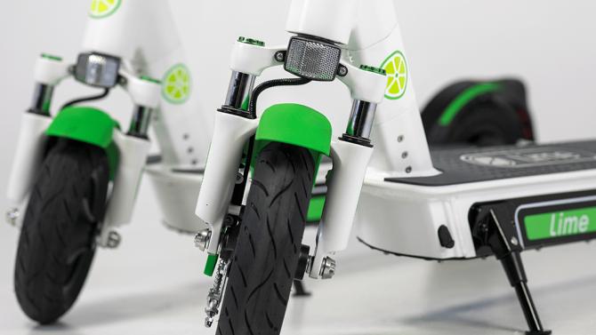 Berlin: Lime und Circ starten mit ersten E-Tretrollern