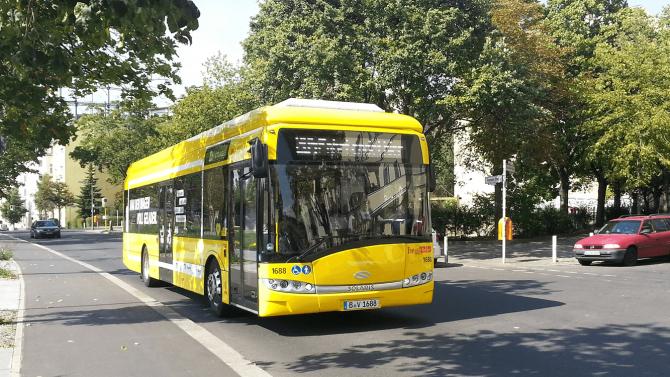 BVG bestellt bei Solaris weitere 90 Elektrobusse