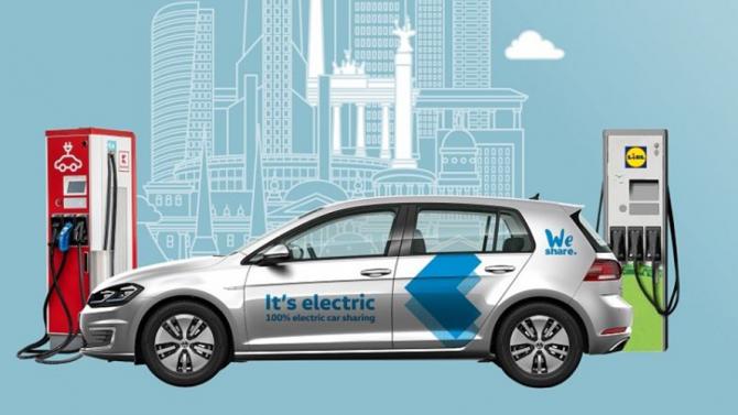VW und Kaufland/Lidl kooperieren bei Ladeinfrastruktur