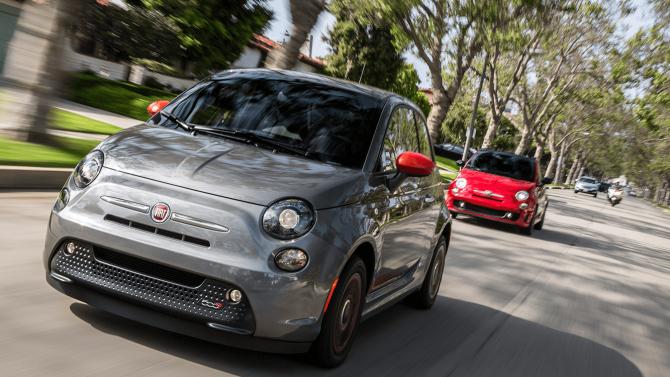 Fiat Chrysler investiert 700 Millionen Euro in Produktion des neuen Elektro-500