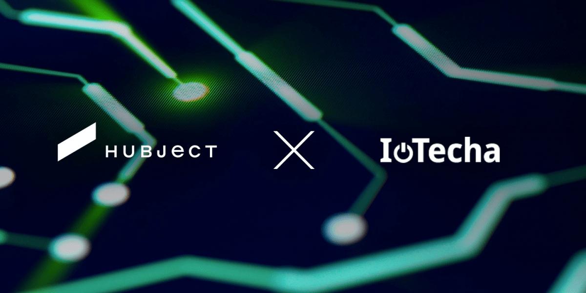 Hubject kooperiert mit IoTecha bei Plug&Charge-Technologien