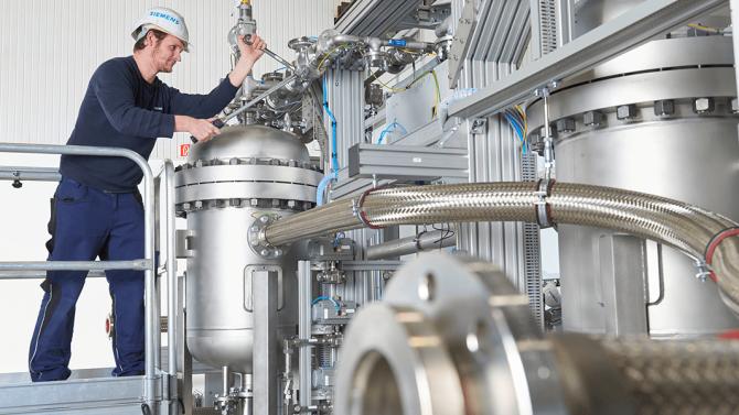 Siemens will Wasserstoffzentrum in Görlitz errichten
