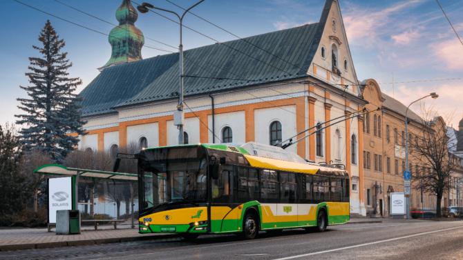 Solaris: Weitere Aufträge für O-Busse aus Italien
