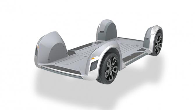 Startup aus Israel will alle Antriebs-Komponenten in den Reifen verbauen