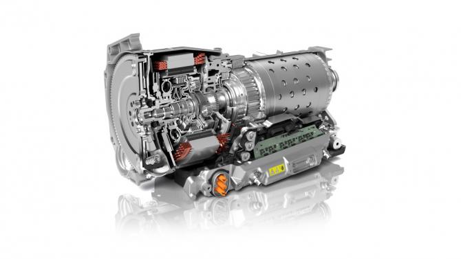 ZF: Mehr Details zu dem neuen Hybrid-Automatikgetriebe