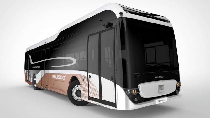 Ebusco: Leichterer E-Bus für mehr Reichweite