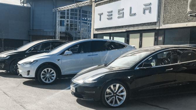 Tesla verlangt in USA nur noch 100 Dollar Anzahlung