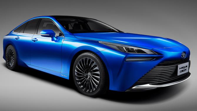 Toyota gibt Ausblick auf zweite Mirai-Generation