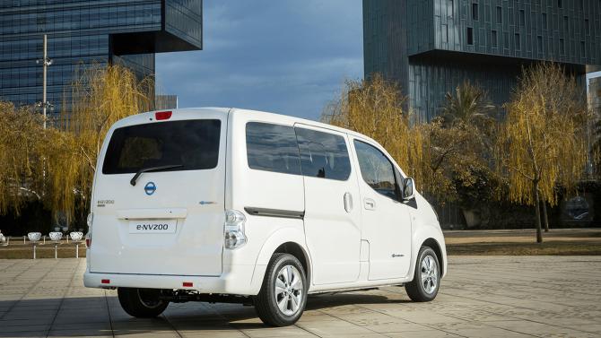 UK-Projekt: Elektro-Van soll Dieselgenerator ersetzen