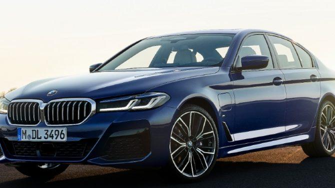 BMW überarbeitet PHEV-Versionen des 5er und Mini Countryman