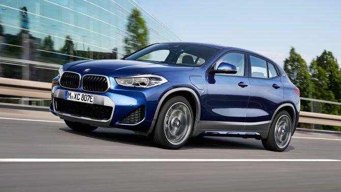 BMW X2 xDrive25e ab 47.250 Euro erhältlich