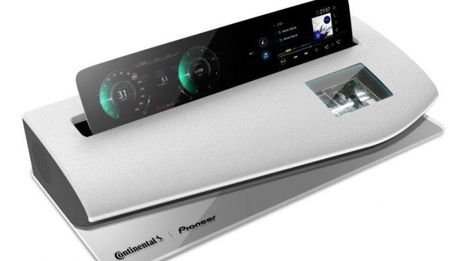 Continental partnert mit Pioneer für Infotainmentlösungen