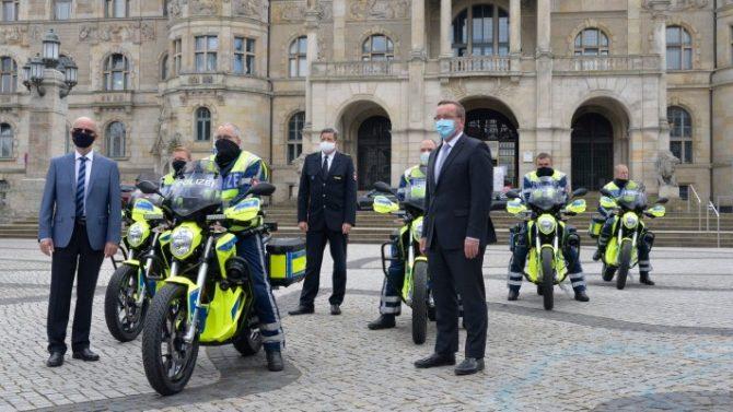 E-Mobilität bei der Polizei schreitet voran