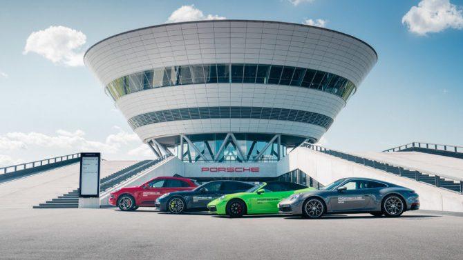 """""""Porsche Drive"""" künftig auch in Leipzig"""