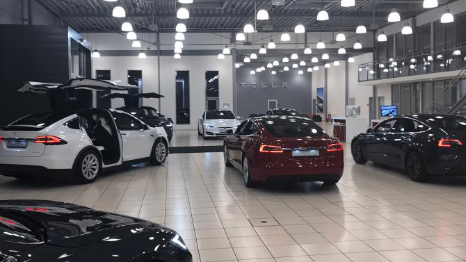 Tesla senkt die Preise – vor allem beim Model S und X