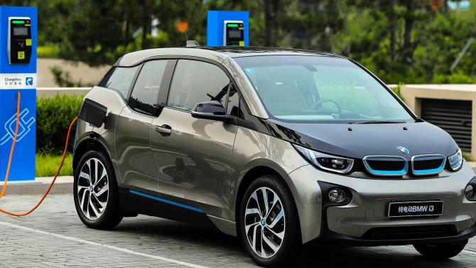 BMW kooperiert mit chinesischem Energieversorger