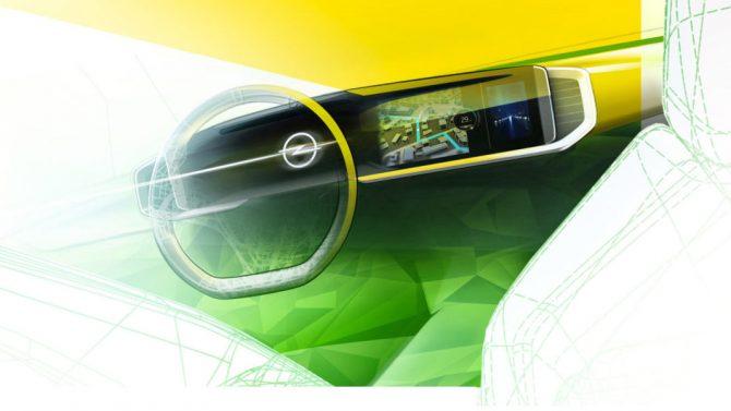 Erstes Opel-Modell mit voll digitalem Cockpit