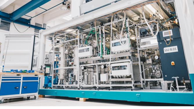 Hyundai beteiligt sich an Erlangener LOHC-Spezialisten