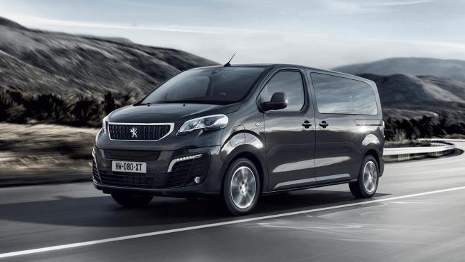 Peugeot kündigt E-Version des Traveller für Ende 2020 an