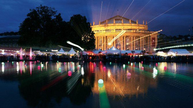 Stuttgart bleibt Kulturhauptstadt Nr. 1