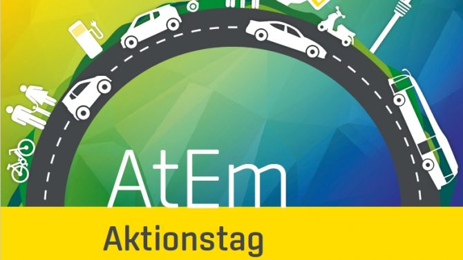 AtEm – Aktionstag Elektromobilität