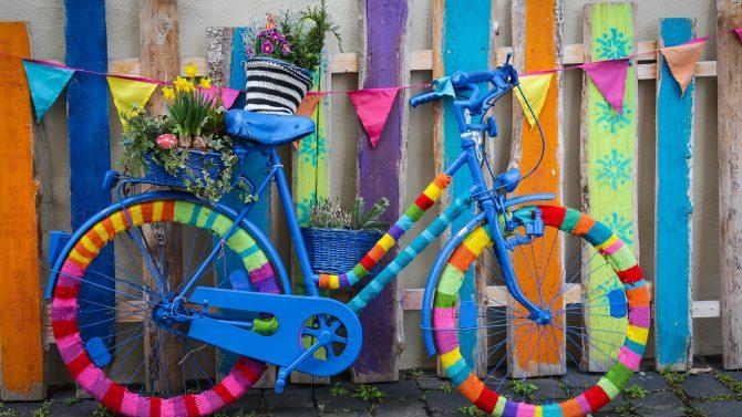 Ein Traum für Radfahrer